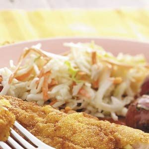 Sweet 'n' Sour Coleslaw Recipe