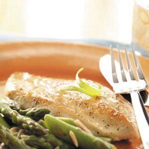 Maple-Glazed Chicken Recipe