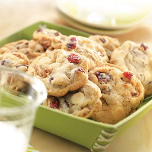 Cranberry Pecan Cookies Recipe