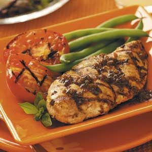Healthy Grilling Recipes