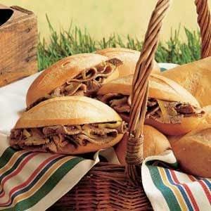 Best Italian Beef Sandwiches Recipe