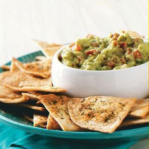 Herbed Tortilla Chips Recipe