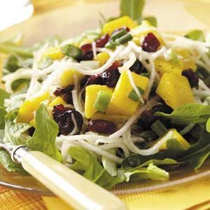 Mango Jicama Salad Recipe