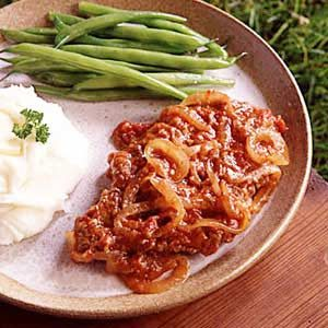 Southwestern Swiss Steak
