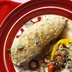 Italian Breaded Chicken Recipe