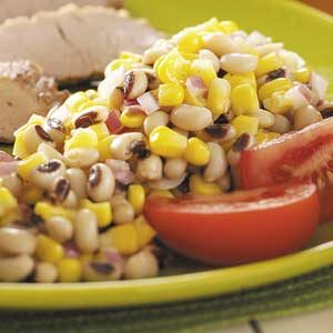 Colorful Black-Eyed Pea Salad Recipe