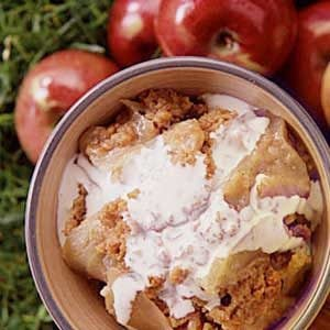 Prairie Apple Crunch Recipe