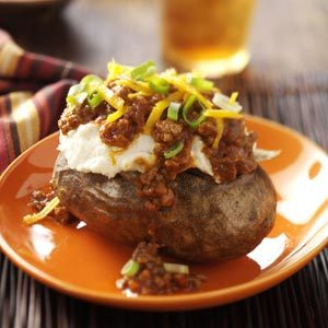 Mexican Hat Dance Spuds Recipe