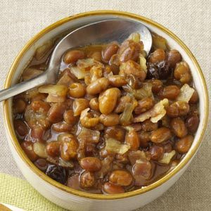Autumn Beans Recipe