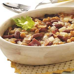 Hearty Baked Beans for Two Recipe