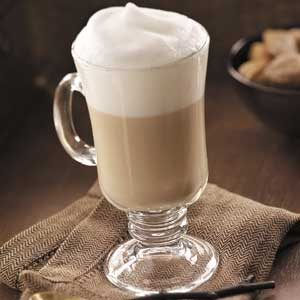 Easy Cappuccino Recipe