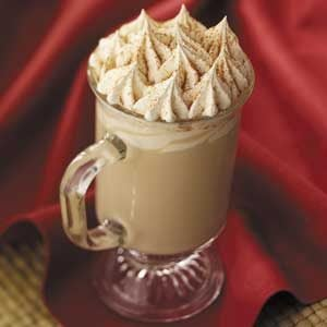 Pumpkin Pie Latte
