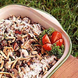 Chicken/Wild Rice Hot Dish Recipe