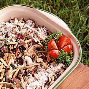 Chicken and Wild Rice Bake Recipe
