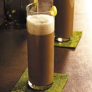Chilled Lemon Coffees Recipe