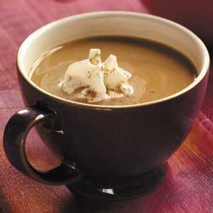 Eggnog Coffee Recipe