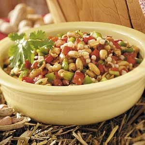 Georgia Peanut Salsa Recipe