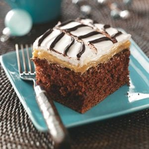 Chocolate Mallow Cake Recipe
