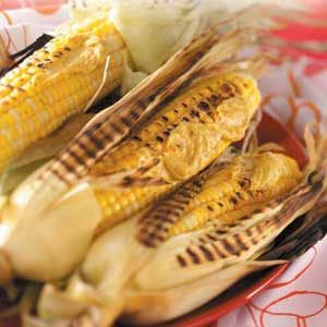Curried Corn on the Cob Recipe
