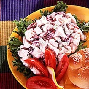 Chicken Pecan Salad
