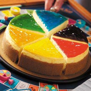 Trivial Pursuit® Cheesecake