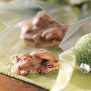 Bourbon Pecan Pralines Recipe