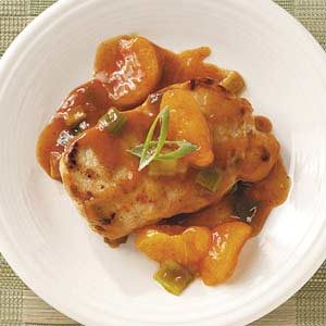 Mandarin Pork Chops Recipe
