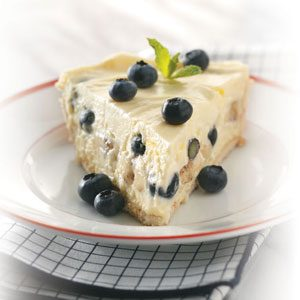 Blueberry Banana Cream Pie Recipe