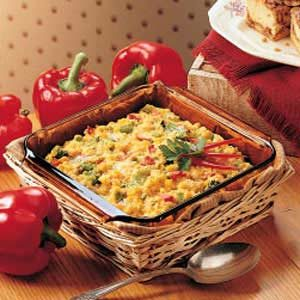 Country Corn Casserole Recipe
