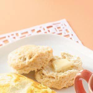 Old-Fashioned Biscuits Recipe