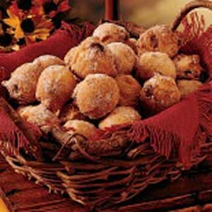 Cranberry Doughnuts Recipe
