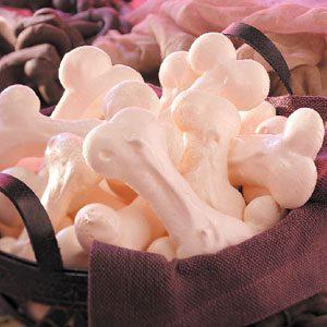 Meringue Bones Recipe photo by Taste of Home