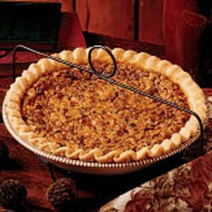 Basic Black Walnut Pie