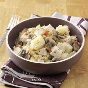 Potato Chicken Casserole Recipe