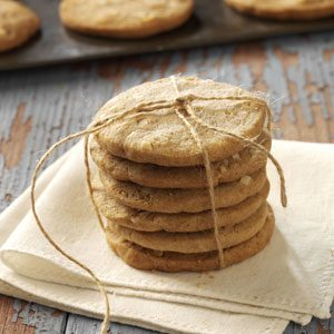 Spiced Almond Cookies Recipe