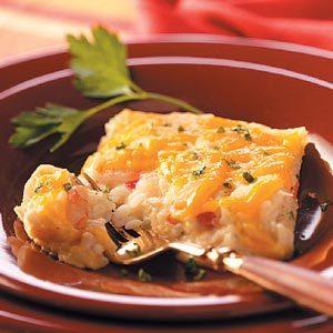 Florida Seafood Casserole Recipe