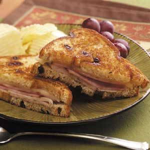 Toasted Deli Sandwich with a Twist Recipe