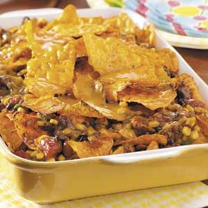 Spicy Nacho Bake Recipe