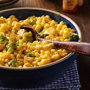 Chicken Mac & Cheese Recipe