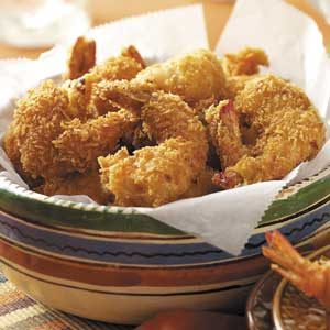 Crispy Shrimp Poppers Recipe