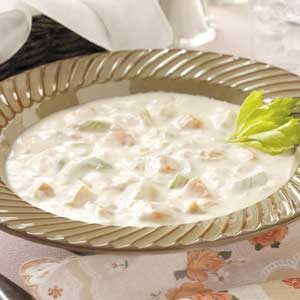 Creamy Clam Chowder Recipe
