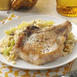 Pork Chop and Chilies Casserole Recipe