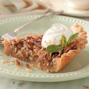 Pinto Bean Pie Recipe