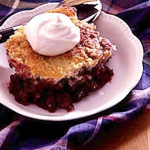 Buttery Blueberry Cobbler Recipe