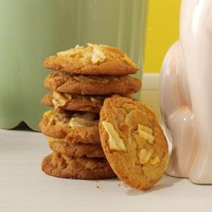 Crispy Potato Chip Cookies