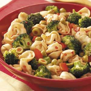 Party Tortellini Salad Recipe