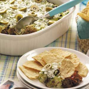 Chorizo Bean Dip Recipe