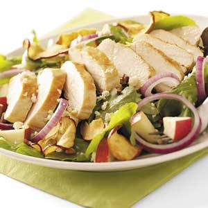 Apple Orchard Chicken Salad Recipe
