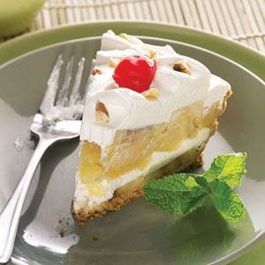 Tropical Pie Recipe