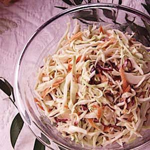 Pennsylvania Dutch Coleslaw Recipe